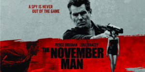 The November Man - All Budgets Sales Estimates