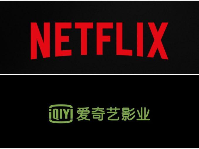 Netflix iQiyi SVOD Series