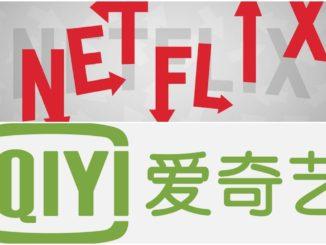 Netflix iQiyi SVOD